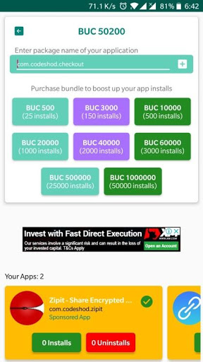 How to Earn with Boostup, Earn with Boostup