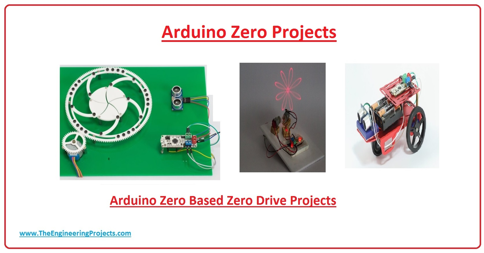 Introduction to Arduino Zero - The Engineering Projects