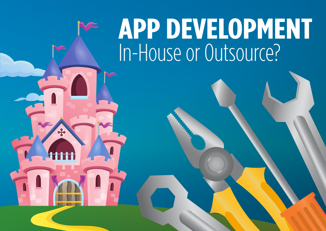 outsource mobile app development, Should you outsource mobile app development