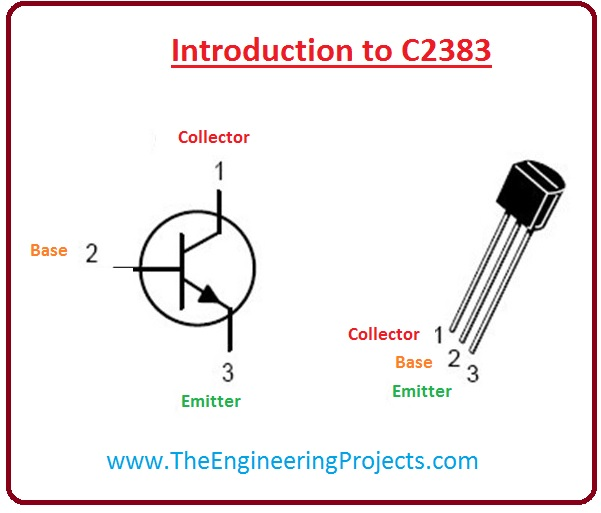 introduction to c2383, c2383 pinout, c2383 features, c2383 working, c2383 applications, c2383