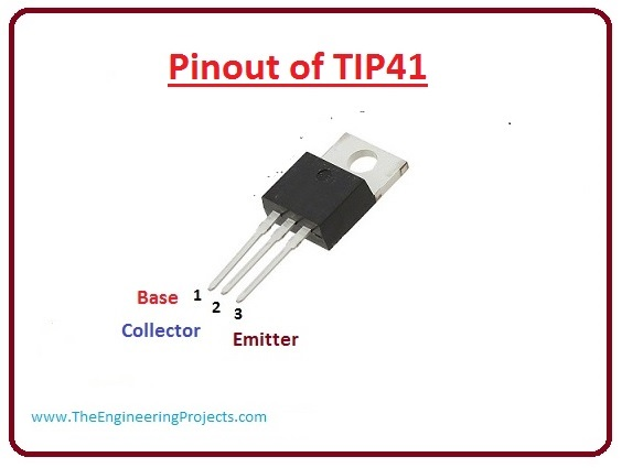 introduction to tip41, tip41 working, tip41 features, tip41 applications, tip41