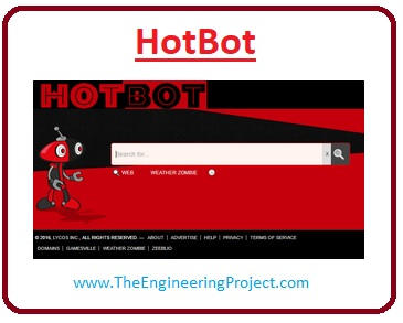 Best Search Engines Going Forward, Hot.com