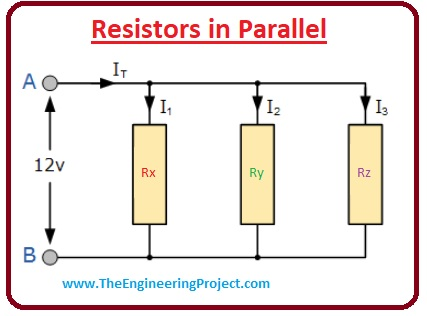 Resistance in parallel, Resistance in parallel working, Resistance in parallel applications, Resistance in parallel ohm's law, Resistance in parallel