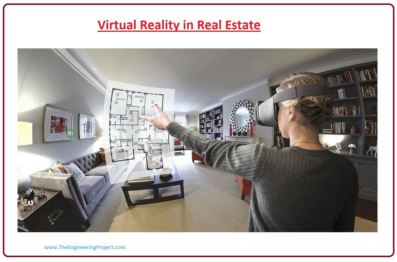How Virtual Reality (VR) Works, How Virtual Reality (VR) Works, Virtual Reality in Real Estate, Virtual Reality in Construction, How to Use VR Headset in Construction
