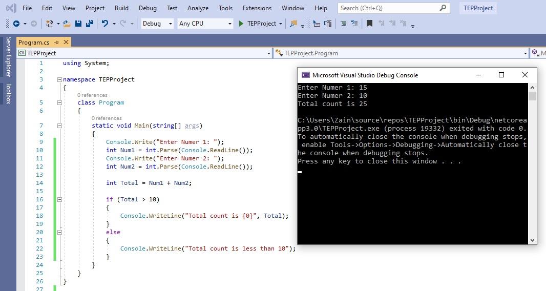 Common Operators in C#, arithmetic operator in c#, comparison operator in c#