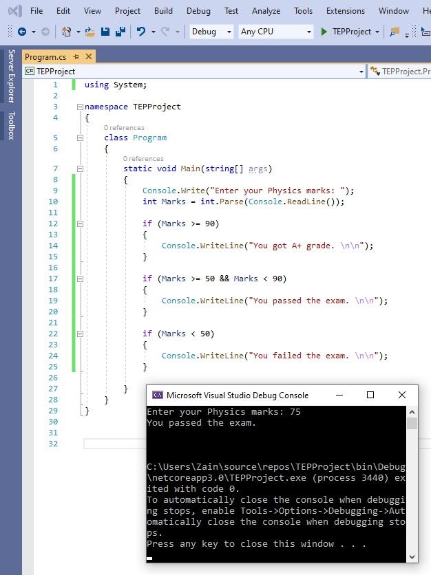 How to use IF Loop in C#, IF Loop in C#, if loop c#, c# if loop, if c#, C# if, c sharp if loop, if loop in c sharp