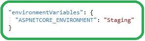 Environment Variables in ASP.NET Core, Environment Variables in ASP NET Core, Environment Variables ASP.NET Core