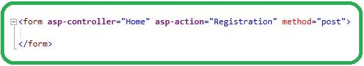 Create a Registration Form in ASP.NET Core, Registration Form in ASP.NET Core, sign up form in asp.net core, asp.net core sign up form, sign up form asp.net core
