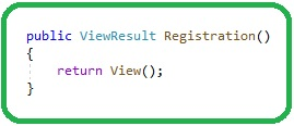 Create a Registration Form in ASP.NET Core, Registration Form in ASP.NET Core, sign up form in asp.net core, asp.net core sign up form, sign up form asp.net core