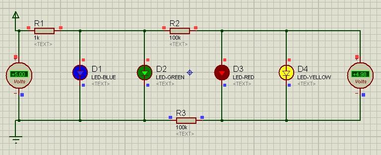Voltmeter & Ammeter in Proteus ISIS, voltmeter in proteus, ammeter in proteus, voltage probe in proteus, current probe in proteus, proteus voltmeter, proteus ammeter