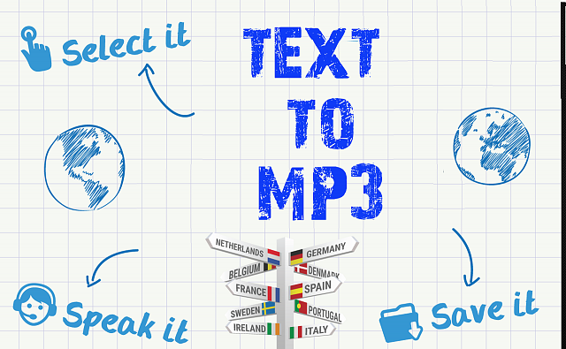 Market Your Business With Text To Speech Technology, text to mp3, text to speech