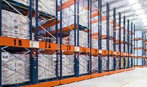 Choosing the Right Storage System for your Warehouse, storage system for warehouse, warehouse storage system, storage rack for warehouse