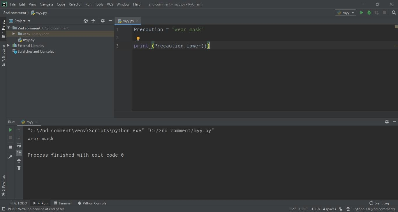 String in Python, how to use strings in python, python string, string python, pythong string function, string functions in python, How to use escape sequences in python, Concatenation in python, string formatting in python