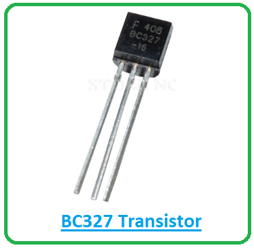 Introduction to BC327, bc327 pinout, bc327 power ratings, bc327 applications
