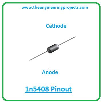 Introduction to 1n5408, 1n5408 pinout, 1n5408 power ratings, 1n5408 applications