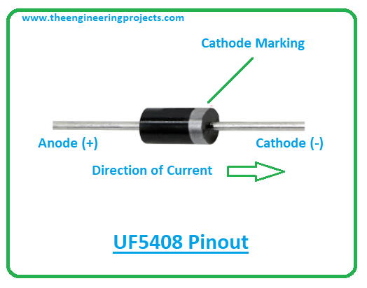 Introduction to uf5408, uf5408 pinout, uf5408 features, uf5408 applications