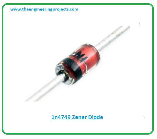 Introduction to 1n4749, 1n4749 pinout, 1n4749 power ratings, 1n4749 applications