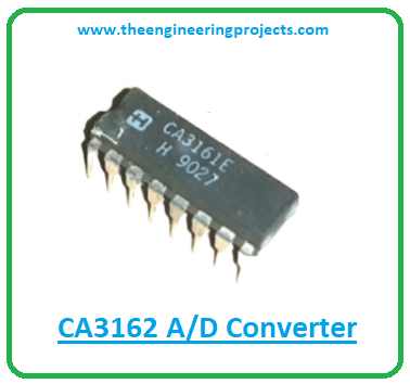 Introduction to ca3162, ca3162 pinout, ca3162 power ratings, ca3162 applications