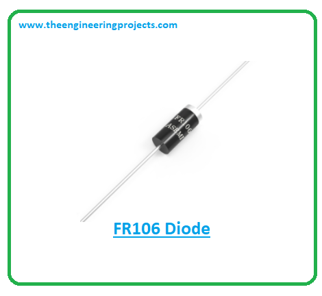 Introduction to fr106, fr106 pinout, fr106 power ratings, fr106 applications