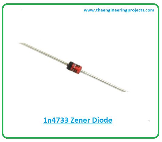 Introduction to 1n4733, 1n4733 pinout, 1n4733 power ratings, 1n4733 applications