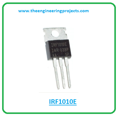 Introduction to irf1010e, irf1010e pinout, irf1010e features, irf1010e applications