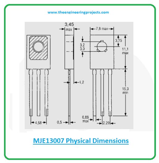 Introduction to mje13007, mje13007 pinout, mje13007 features, mje13007 applications