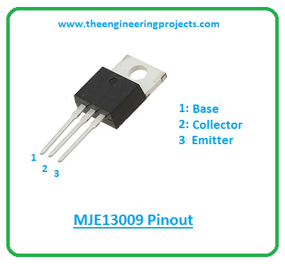 Introduction to mje13009, mje13009 pinout, mje13009 features, mje13009 applications