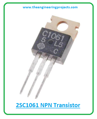 Introduction to 2sc1061, 2sc1061 pinout, 2sc1061 features, 2sc1061 applications
