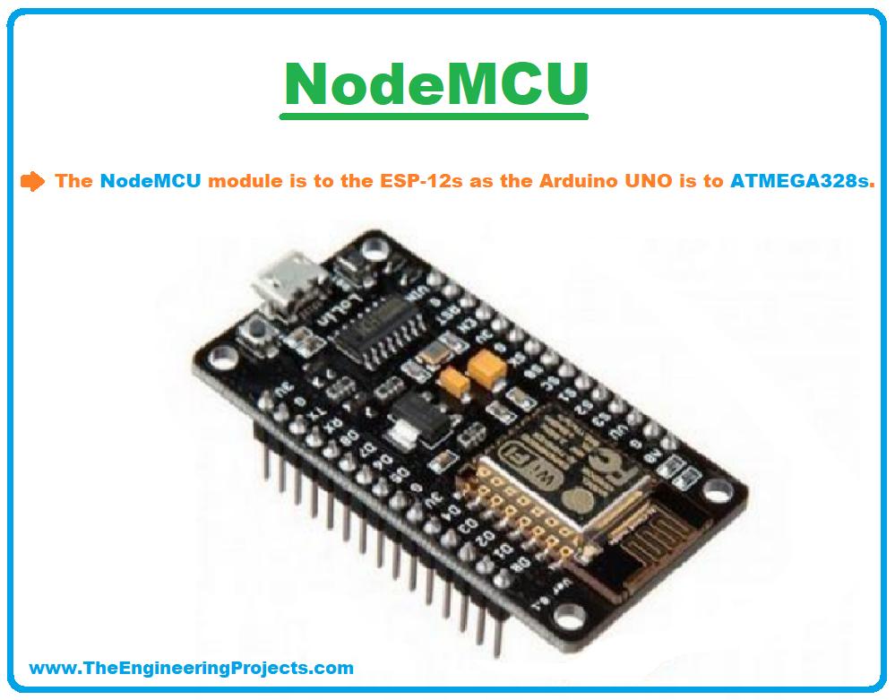 ESP8266 microcontroller, ESP8266Ex chip, ESP8266's versions, ESP-01, ESP-03, ESP-05, ESP-07, ESP-12E and ESP-12F, NodeMCU