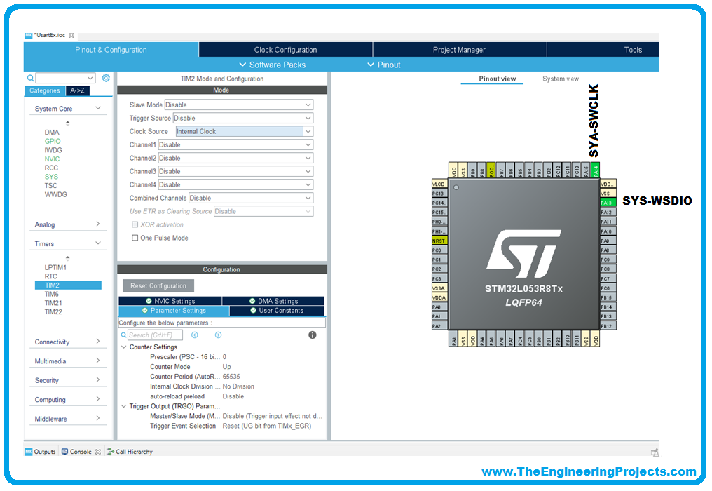 Introduction to STM32 Microcontrollers, STM32 Family, STM32 Mainstream, STM32 Ultra-Low-Power, STM32 High-Performance, STM32 Wireless, The Nucleo Development Board, STM32 Nucleo-64 parts, STM32 Nucleo-64 connectors, Setting-Up the Tool-Chain, First Project in STM using STM32CubeIDE, Blinking LED, Steps to generate the config. files from STM32CubeMX, Creating a new STM32CubeMX project, User Code Blinking Led, Data type C programs