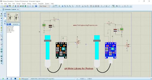 pH Sensor Library for Proteus, ph sensor proteus simulation, ph sensor in proteus, ph sensor proteus library, ph sensor zip file proteus, ph sensor proteus library zip file
